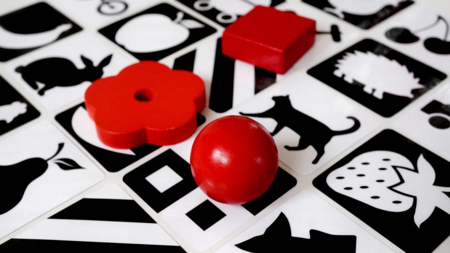 Czarno-białe iczerwone – czyli kontrastowe produkty godne polecenia