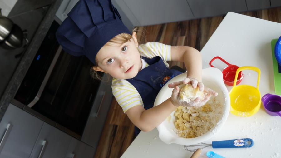 Montessori wkuchni – pieczenie ciasteczek